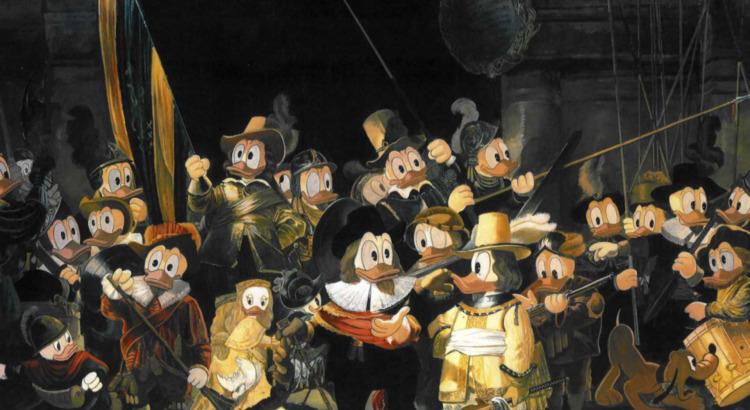 De Duckwacht tekenlesbommelerwaard